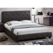 Кровать Domini Хьюстон 1685х2220х960 мм шоколад