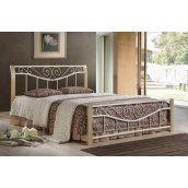 Кровать Domini Design Ленора 1870x2150x950 мм крем