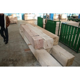 Брус деревянный 250x250x5000 мм