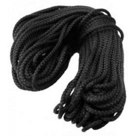 Шнур полипропиленовый 3 мм 20 м черный