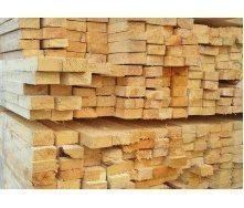 Рейка деревянная 50x30x6000 мм