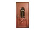 Вхідні металеві двері Броневик