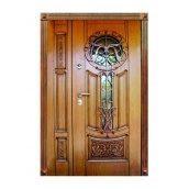 Дверь входная Броневик Премиум 221 полуторная