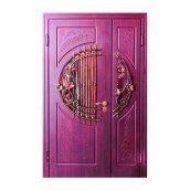 Дверь входная Броневик 204 полуторная