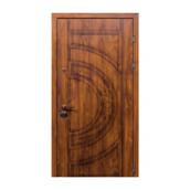 Бронированная дверь Броневик Раунд золотой дуб