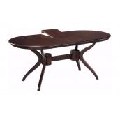 Стол раскладной Domini Доминика 1500x880x750 мм венге
