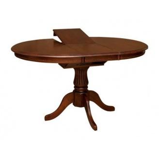 Стол раскладной Domini Анжелика V 1060x1060x760 мм каштан