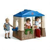 Дитячий будиночок NEAT&TIDY 118х130х89 см різнобарвний