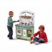 Детская кухня для игр GARDEN FRESH 101х62х30 см