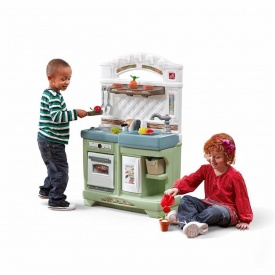 Дитяча кухня для ігор GARDEN FRESH 101х62х30 см