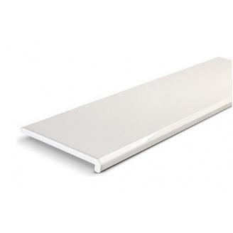 Підвіконня Danke Lucido Bianco 450 мм білий глянець