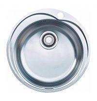 Кухонная мойка Franke Ronda ROL 610-41 декор 510х510 мм