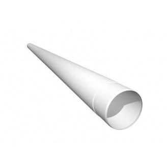 Труба водосточная Ruukki 90 мм 2,5 м