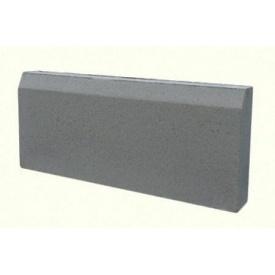 Бордюр 500х200х60 мм серый