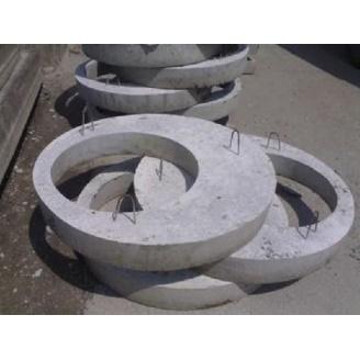 Крышка для колодца ЖБИ Ковальская 1 ПП 10-2 усиленная 150х800х1160 мм