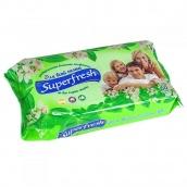 Вологі серветки Superfresh для всієї сім'ї (60 шт.)