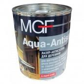 Лазурь-антисептик MGF Aqua-Antiseptik тик (750 мл)