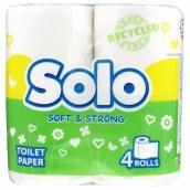 Туалетний папір Solo Ультра (4 шт.)