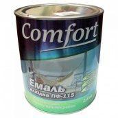 Эмаль Comfort светло-серая (2,8 кг)