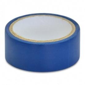 Изолента синяя ПВХ 19 мм 20 м