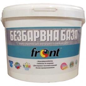 Краска бесцветная база Фронт 12 кг