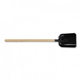 Лопата совковая с держаком