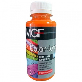 Пигмент концентрат Color-Tone №26 апельсин 100 мл