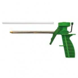 Пистолет для пены монтажной с пластиковой ручкой