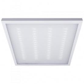 Потолочный LED светильник 4x10 595x595 мм
