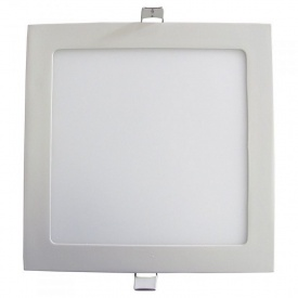 Светодиодный LED светильник 18W квадратный