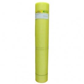 Сетка стеклотканная армирующая Tigor-140 ячейка 5x5