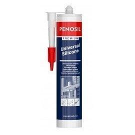 Силикон универсальный белый Penosil Premium