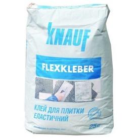 Эластичный клей для плитки Knauf Flexkleber 25 кг
