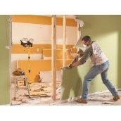 Демонтаж перестенка в квартире