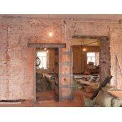 Демонтаж дверного отвору в цегляній стіні від 45 до 65 см