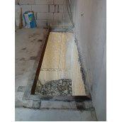 Демонтаж железобетонных плит перекрытия