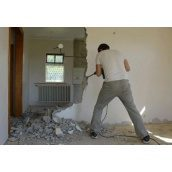 Демонтаж бетонных перегородок от 4 до 5 см