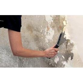 Демонтаж штукатурки со стен