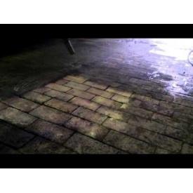 Демонтаж смоли з підлоги
