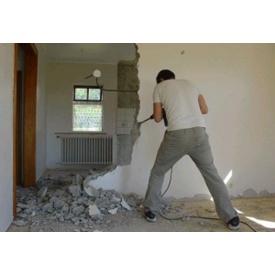 Демонтаж бетонних перегородок від 4 до 5 см