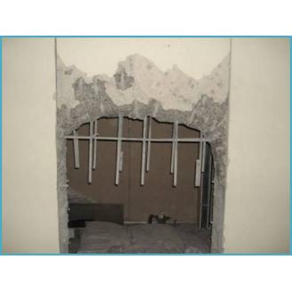Демонтаж арки в стене