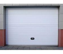 Гаражные секционные ворота DoorHan RSD02 2300х2200 мм
