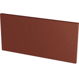 Напольная клинкерная плитка Paradyz Natural Rosa подступень гладкая 30x14,8x1,1 см