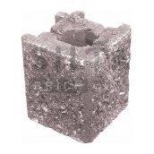 Камінь навісний кутовий Сілта-Брік Еліт 34-07 129х150х129 мм