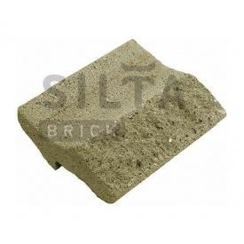 Камінь навісний лицьовий Сілта-Брік Кольоровий 25-4 200х150х65 мм