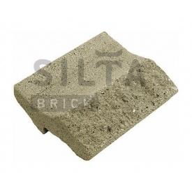 Камінь навісний лицьовий Сілта-Брік Кольоровий 25 200х150х65 мм