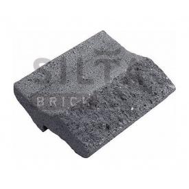 Камень навесной лицевой Силта-Брик Серый 0-2 200х150х65 мм
