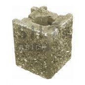 Камінь навісний кутовий Сілта-Брік Еліт 25 129х150х129 мм