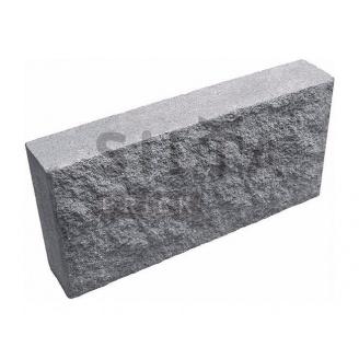 Цокольная плитка Силта-Брик Серая 14 390х190х70 мм