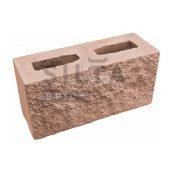 Блок декоративний Сілта-Брік Еліт 38-24 390х190х140 мм